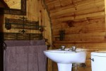 5Wooden Room Bathroom